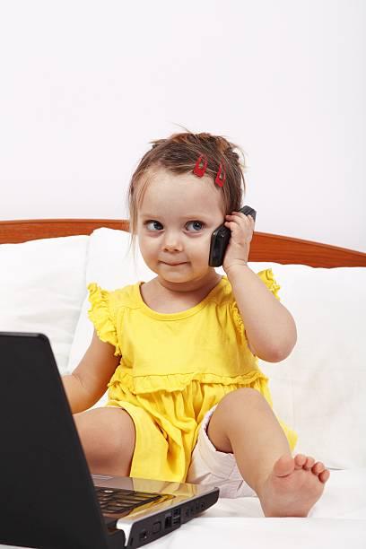 Little girl using modern communication tools picture id461778845?b=1&k=6&m=461778845&s=612x612&w=0&h=5t8yaio8vpn114ojeiexgjidwaet5gcr n6sxf4p3mu=