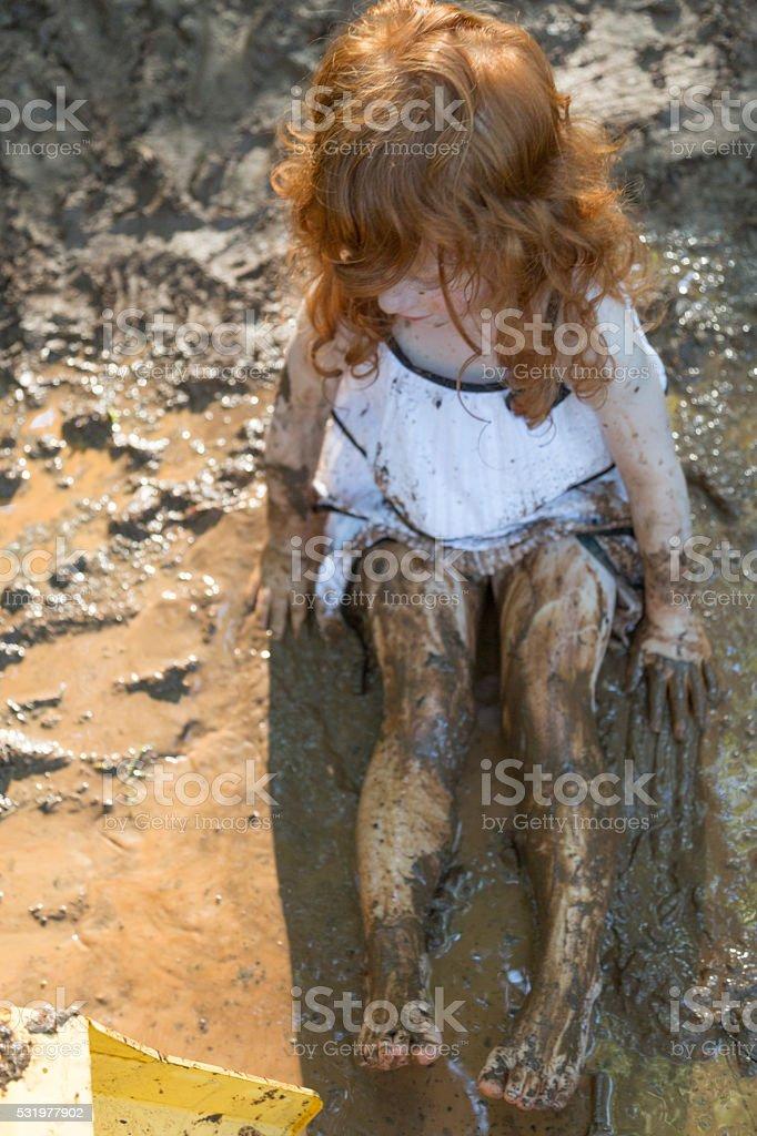 Mud Girl Play