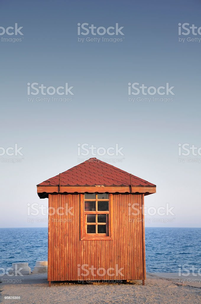 Little Home royalty-free stock photo