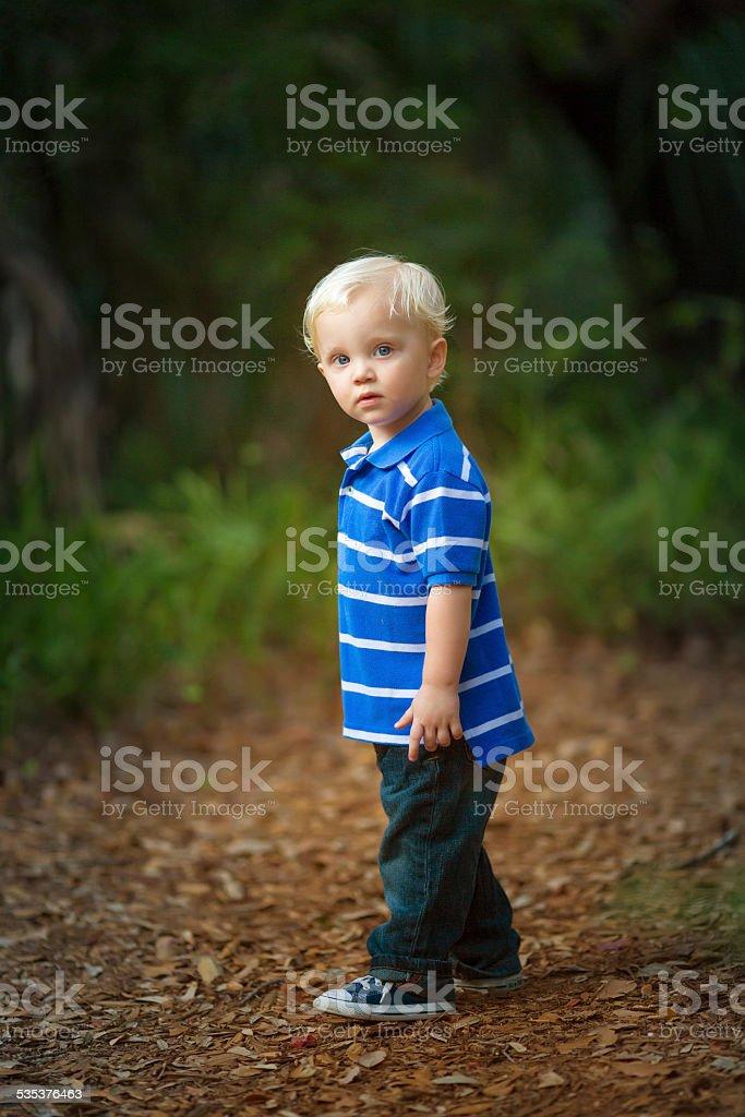 little kid stock photo