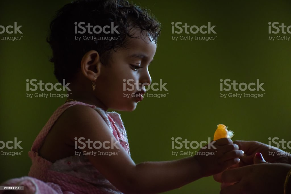 little kid stock photo