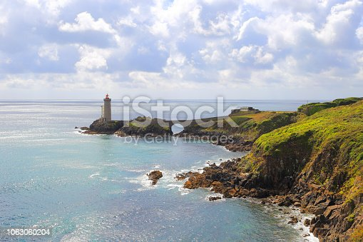 Petit Minou Lighthouse from the coast