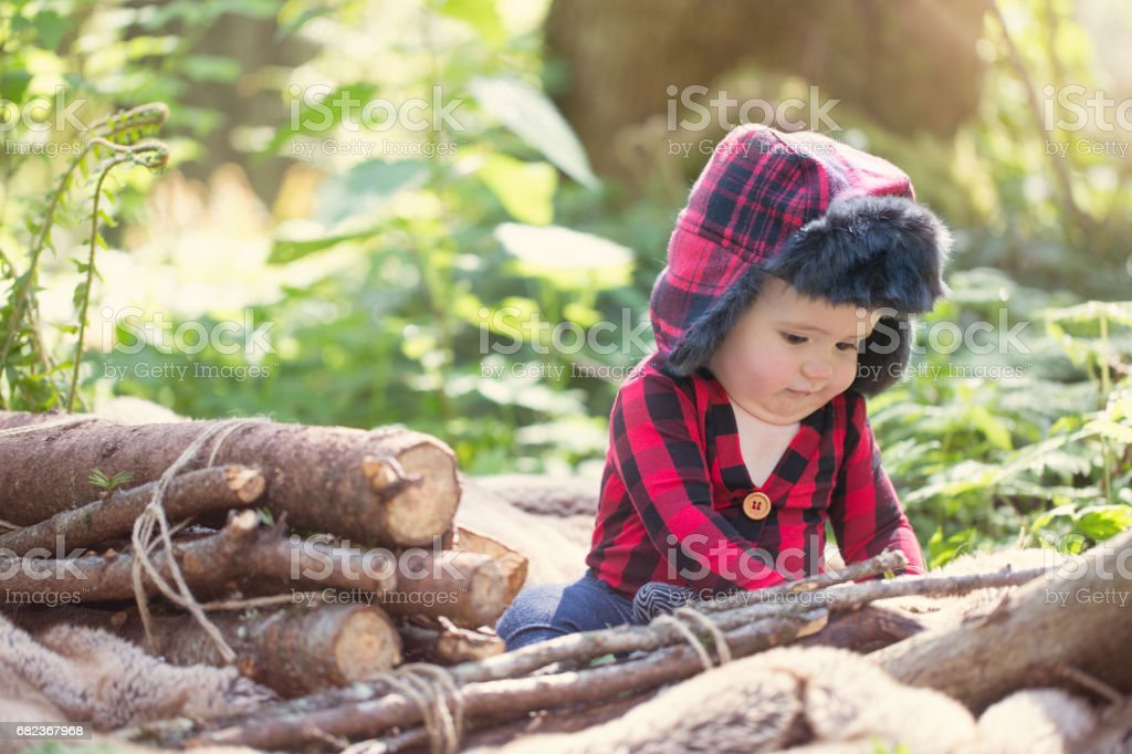 Little Lumberjack - Photo