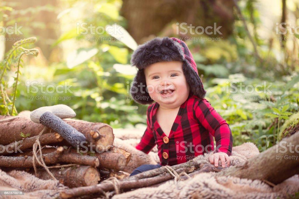Little Lumberjack - Photo