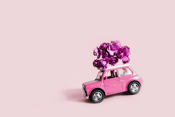 Little pink retro car with roses on a pink background with glitter picture id1135023297?b=1&k=6&m=1135023297&s=612x612&w=0&h=rdpuumlsyj0yabun0auajcygy4k85bm9 fhtw 87sfw=