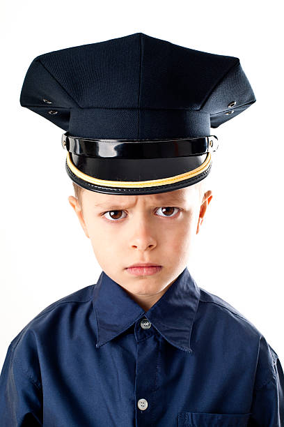 little policeman - lepro stock pictures, royalty-free photos & images