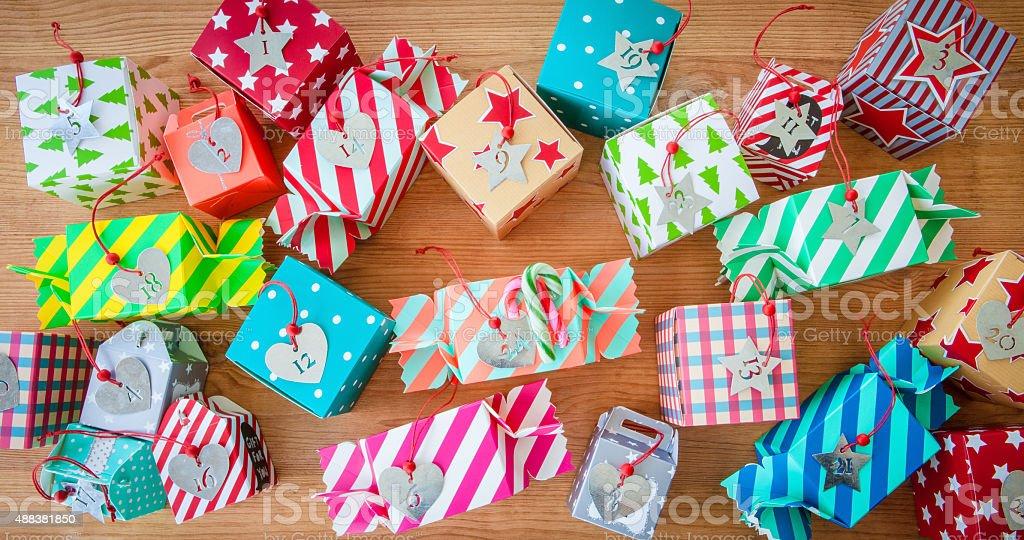 Kleine Geschenke für Weihnachten – Foto