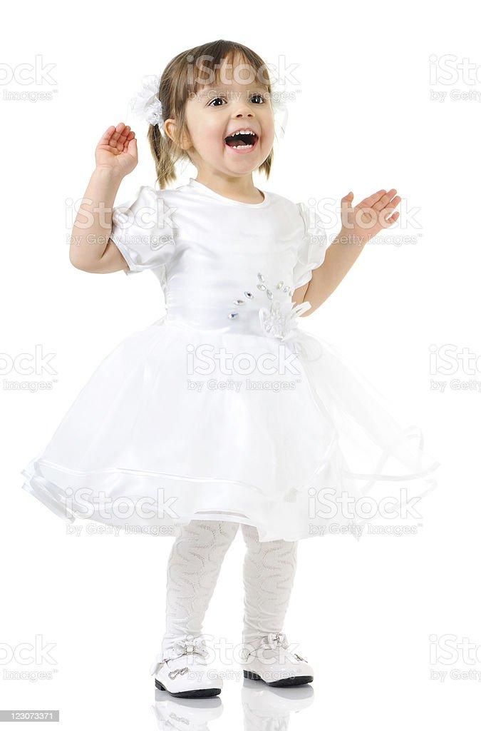 Little Princess royalty-free stock photo