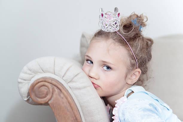 Mała księżniczka – zdjęcie
