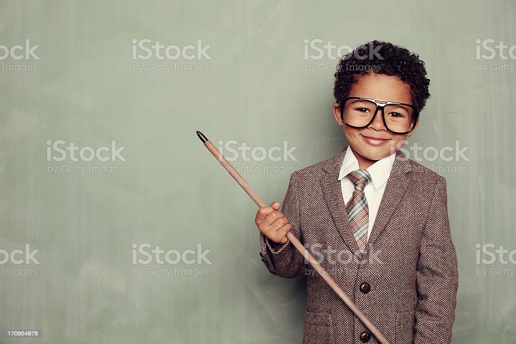 Little Professeur d'université - Photo