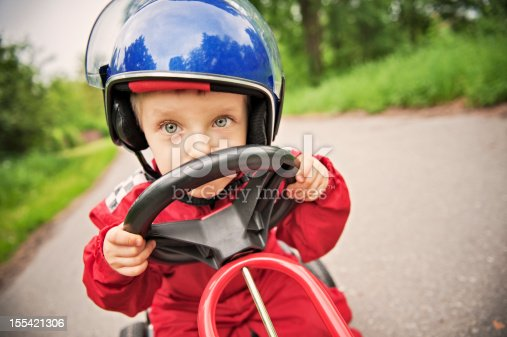1035136022istockphoto Little racer 155421306