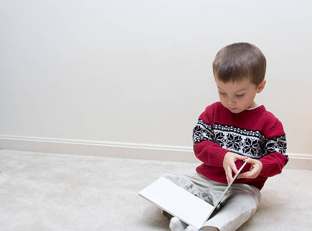 Little reader – Foto
