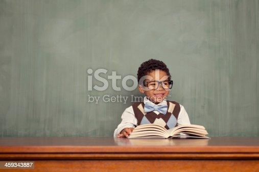 istock Little Reader 459343887