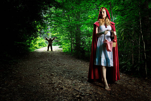 Little red riding hood lost in the forest picture id108348480?b=1&k=6&m=108348480&s=612x612&w=0&h=xexr4 nj0dk0ndll0q1p54zubxvwdalumexyulnfcas=