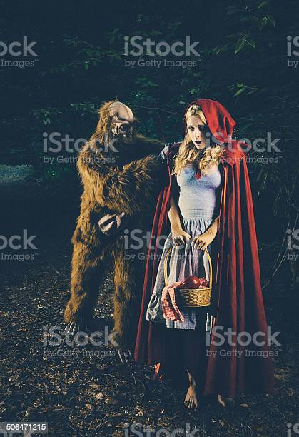 Little red riding hood lost in the forest picture id506471215?b=1&k=6&m=506471215&s=612x612&h=nqbiy9ye8kjkfxpieg3kvbegnp5gigx45madz7y 2ku=