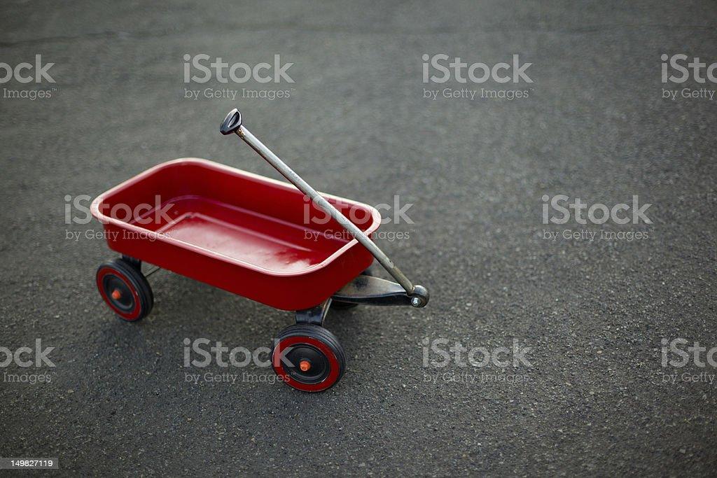 Little Red Wagon – Foto