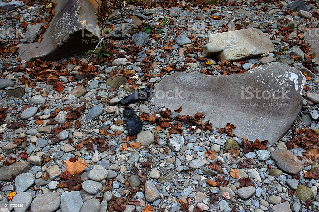 Little River - lost soles stock photo