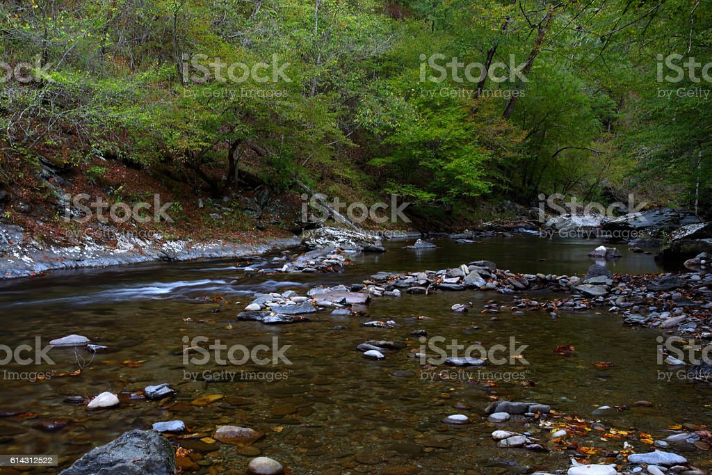 Little River #10 stock photo