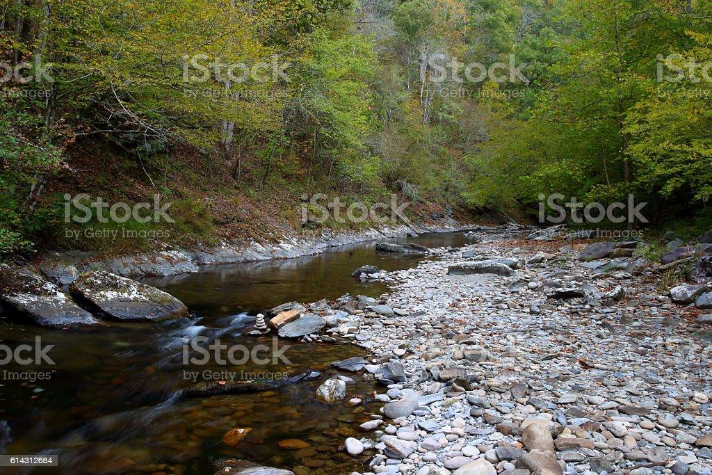 Little River #7 stock photo