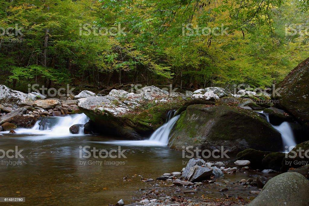Little River #4 stock photo