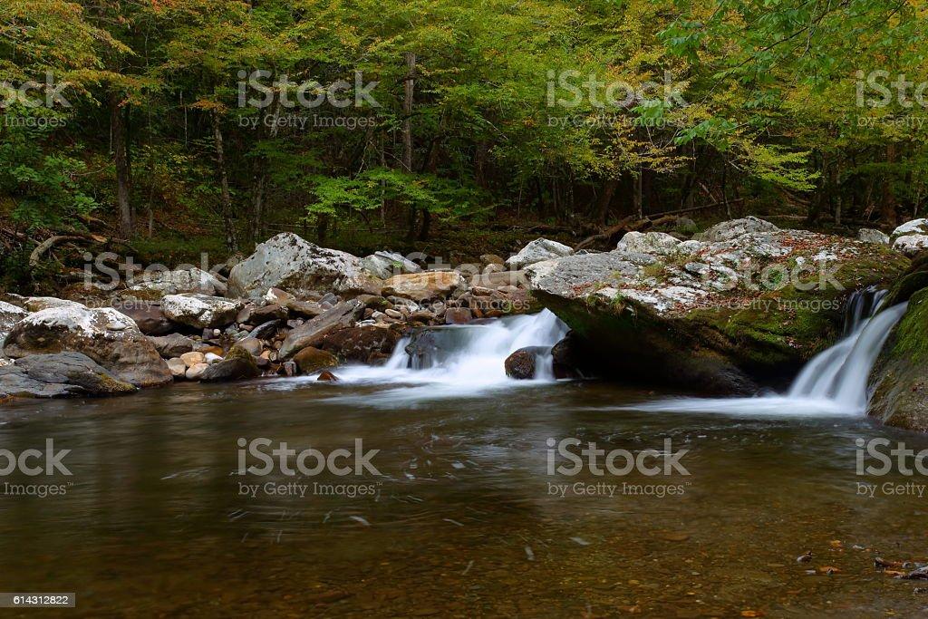 Little River #3 stock photo