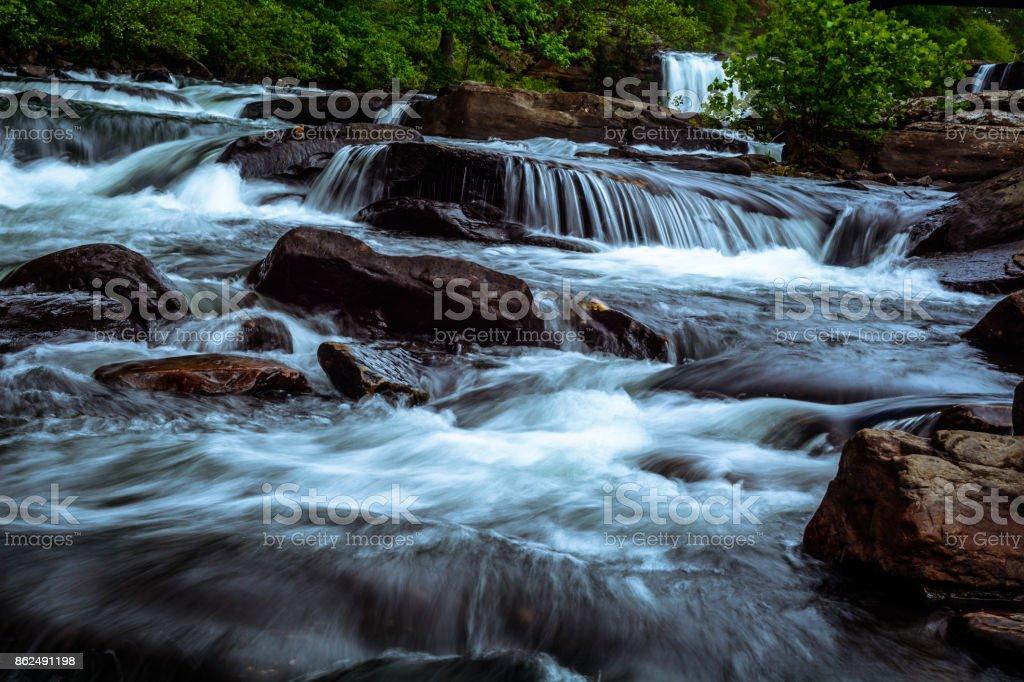 Little River stock photo