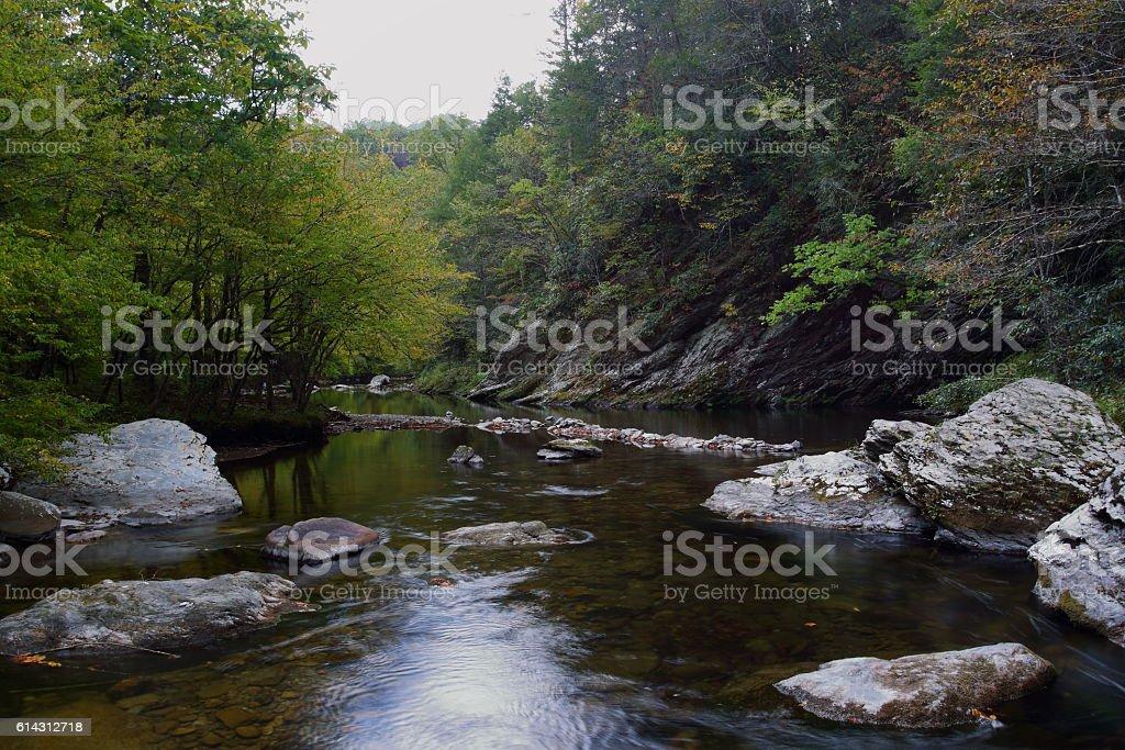 Little River#6 stock photo