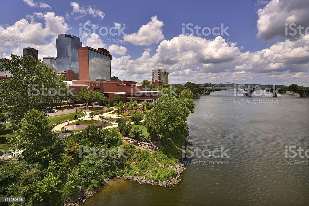 Little Rock, Arkansas stock photo