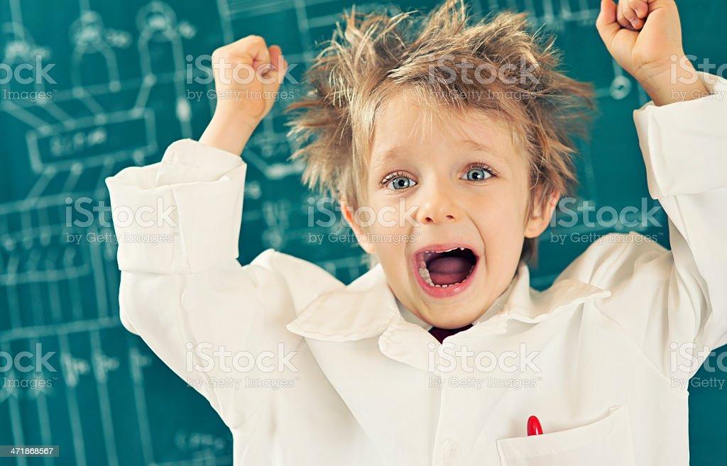 Kleine Wissenschaftler – Foto