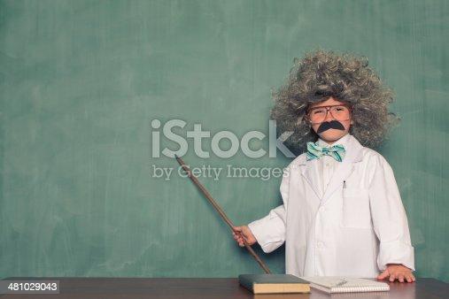 istock Little Scientist 481029043