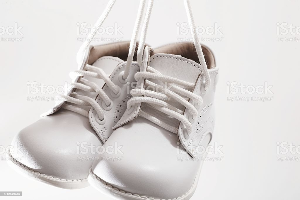 little shoes royalty-free stock photo