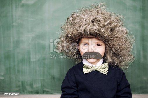 143176157 istock photo Little Smart Man 155384542