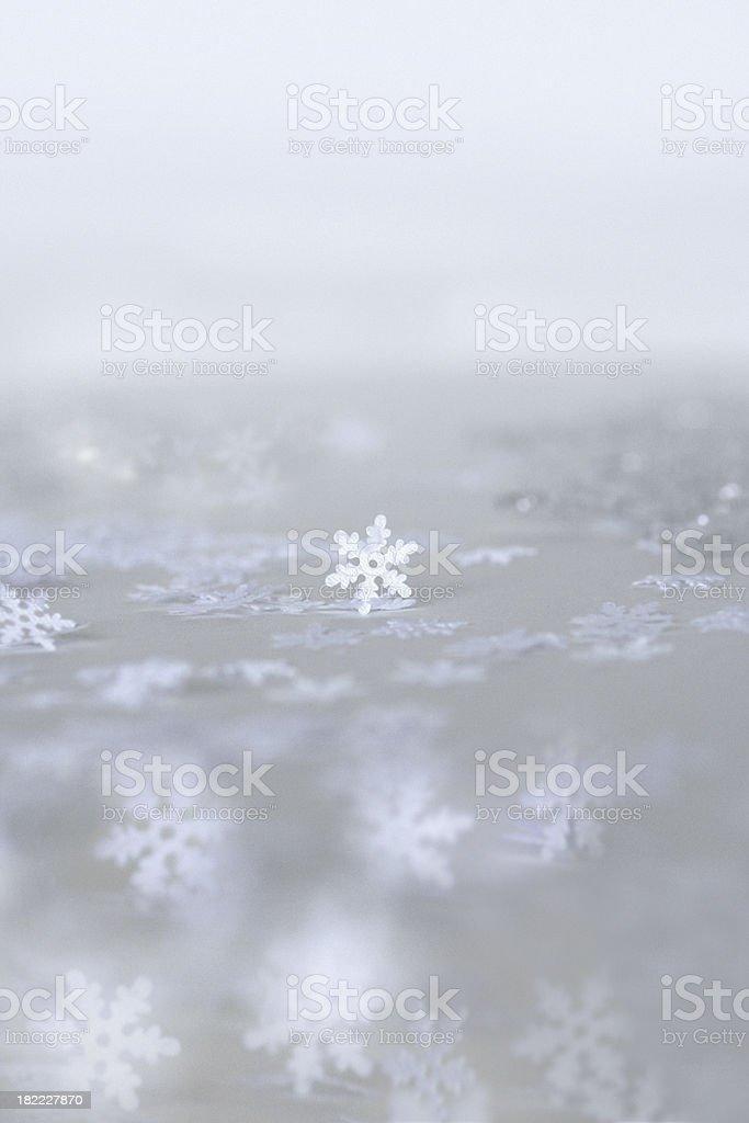 little snowflake stock photo