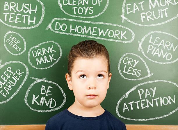 Kleine student – Foto