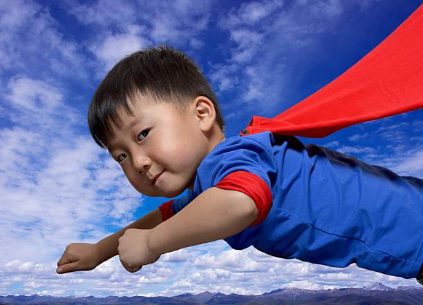 little super hero - – Foto