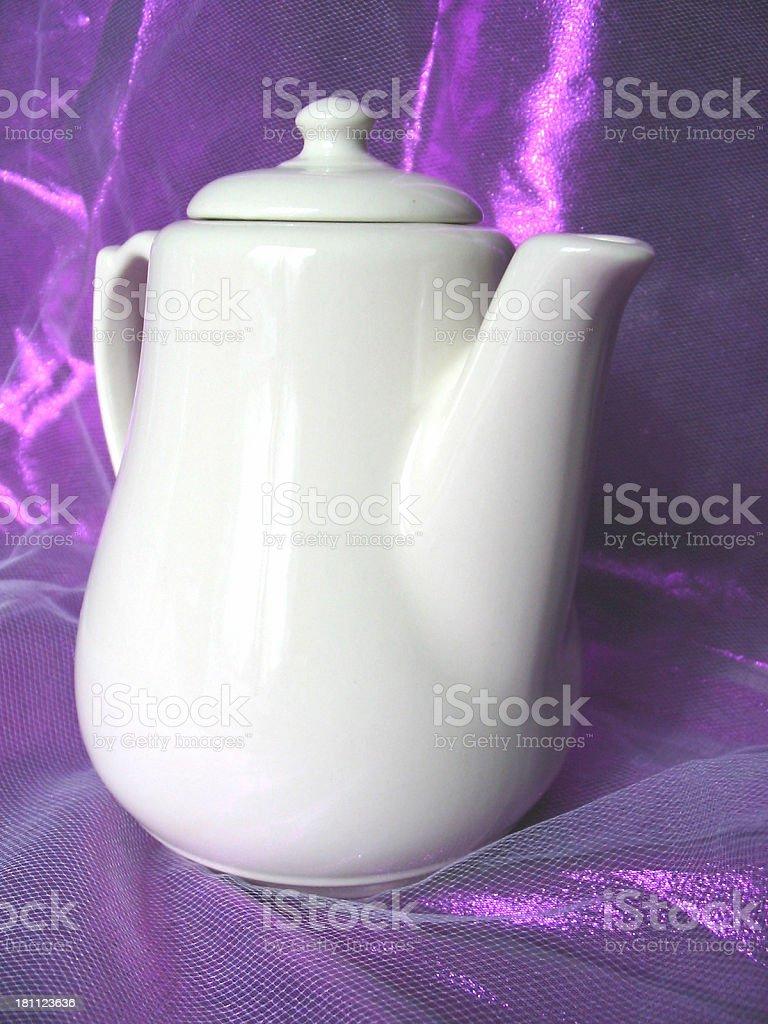 Little Tea Pot royalty-free stock photo