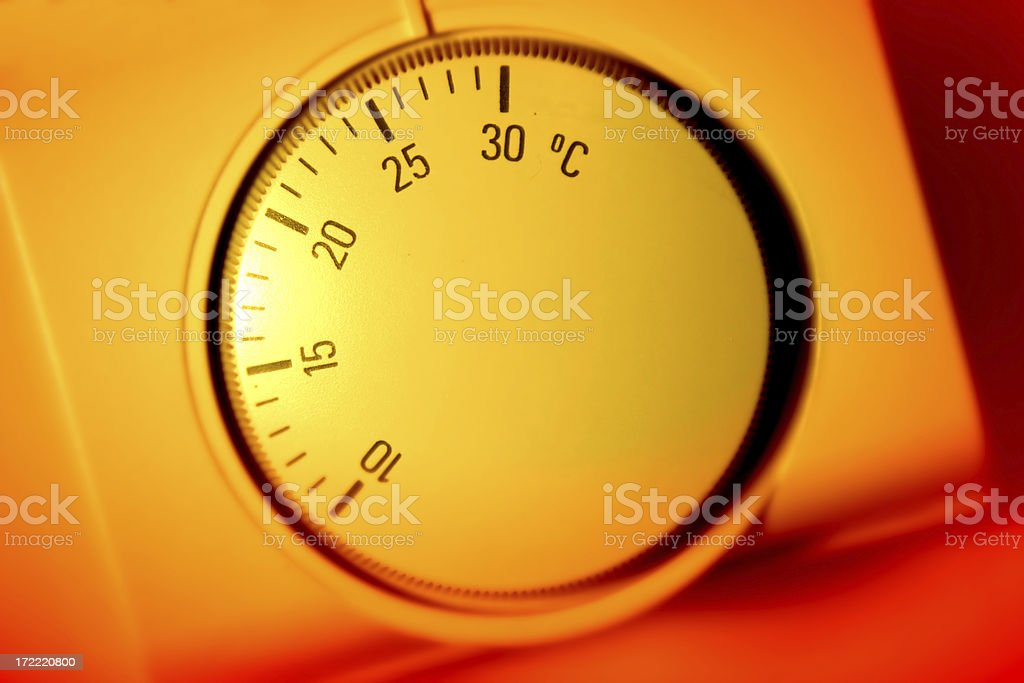 little too hot! stock photo