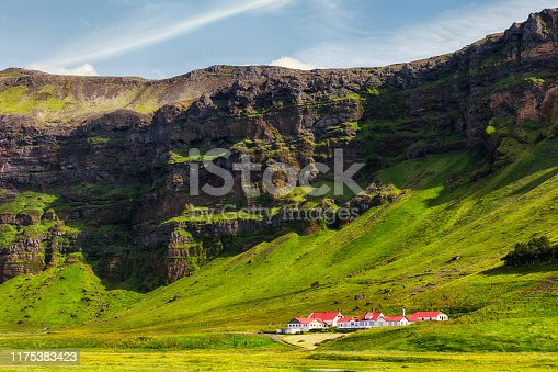 Iceland, a Nordic island nation, is defined by its dramatic landscape
