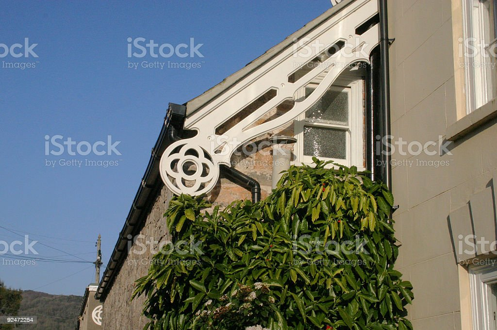 Little window royalty-free stock photo