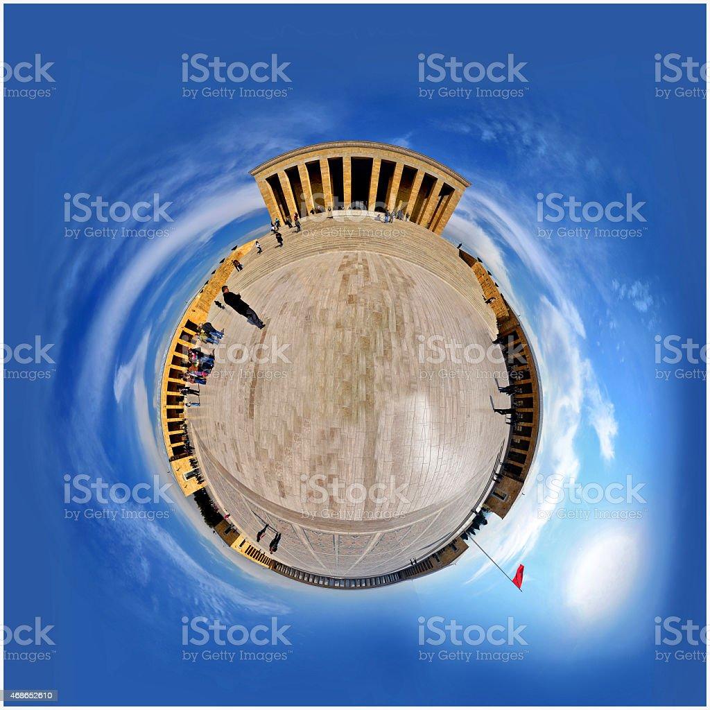 Little World Globe, Little Planet - Stock Image stock photo