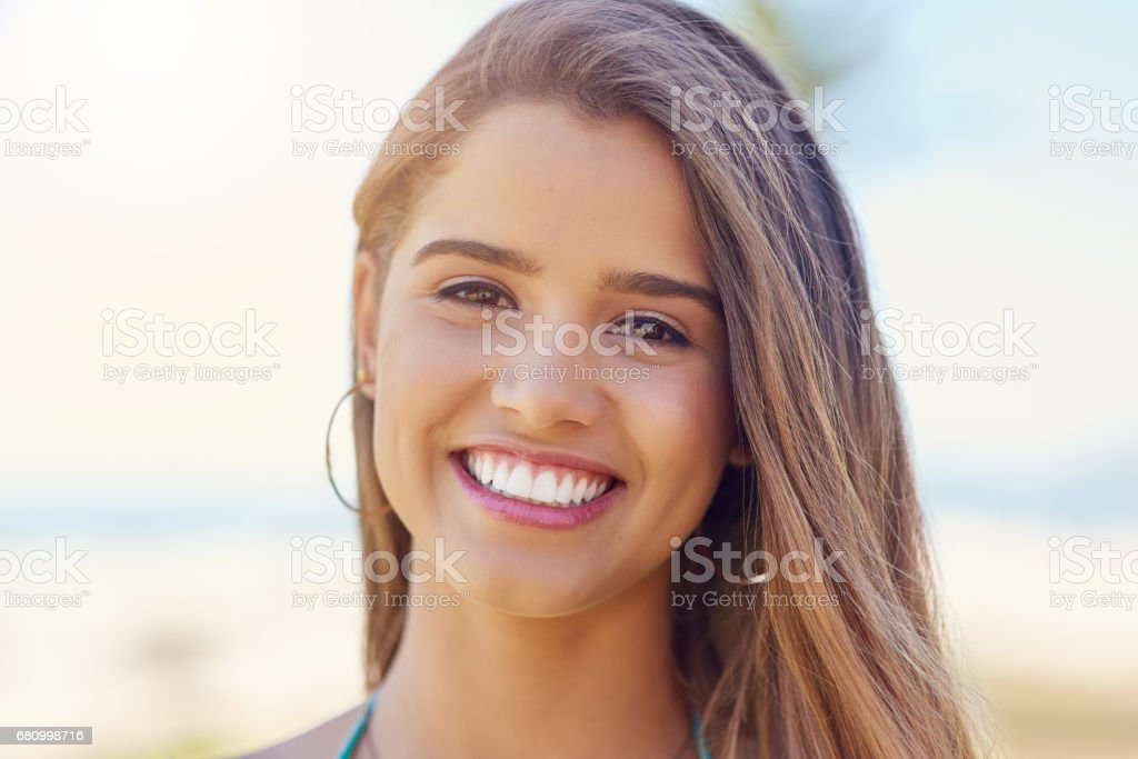 I live for summer royalty-free stock photo
