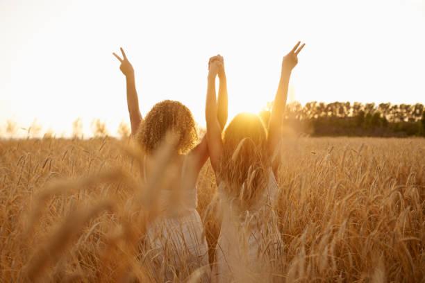 Vivre la lumière du soleil - Photo