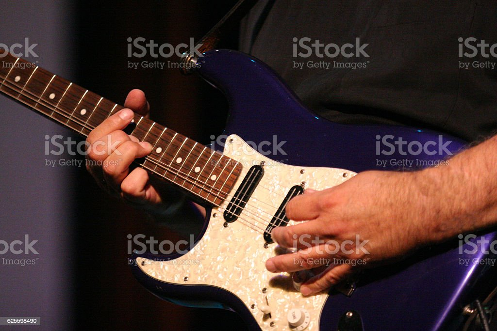 Live Music stock photo