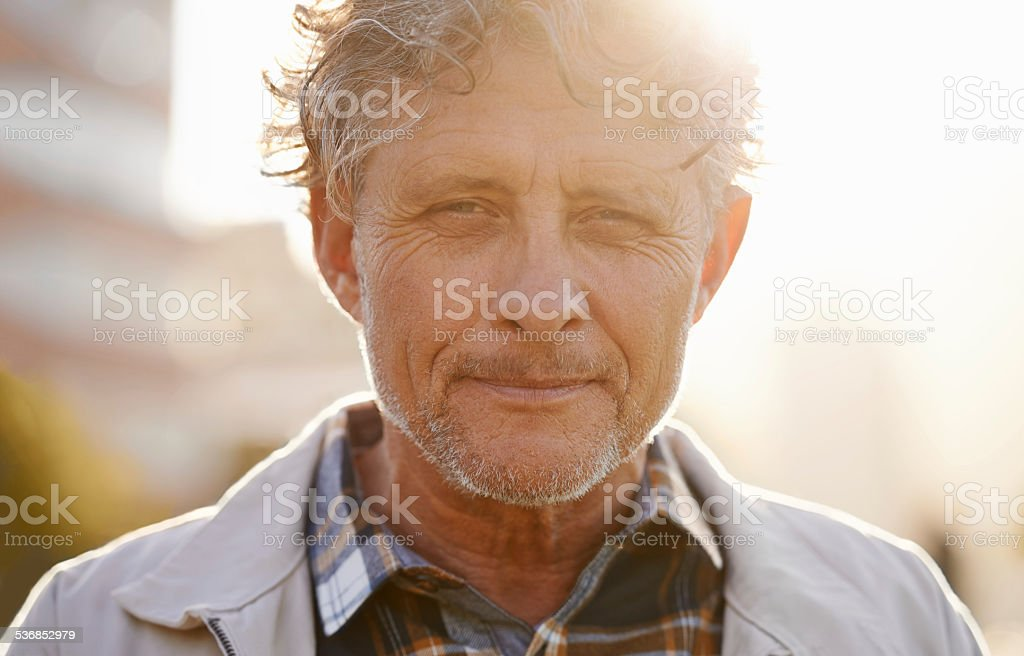 I live my life proudly stock photo