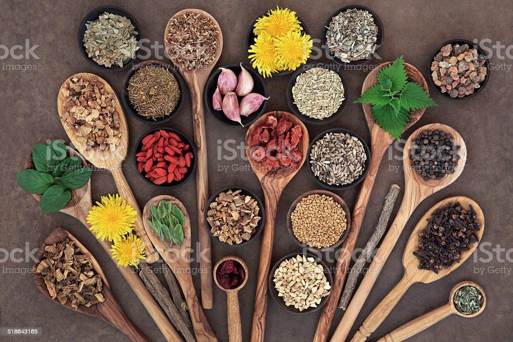 Liver Detox Super Food stock photo