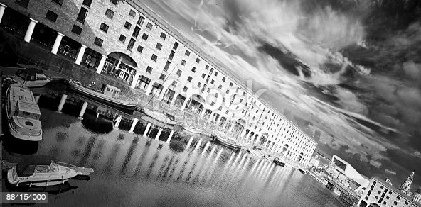 Liverpool Albert Dock Stock Photo & More Pictures of Albert Dock