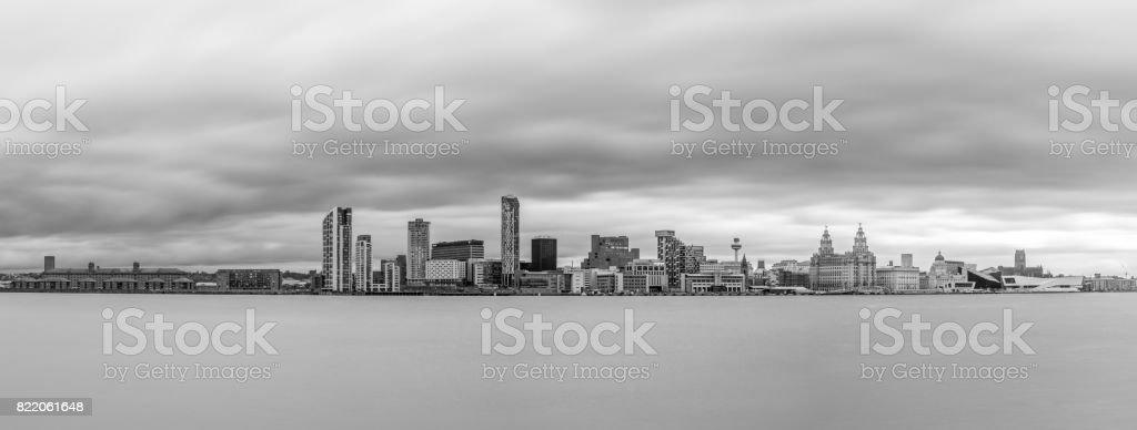 Liverpool Waterfront stock photo