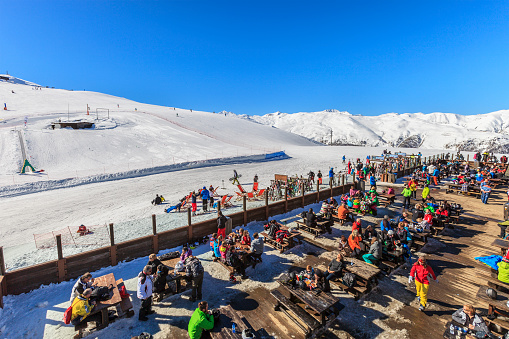 Livigno in winter - Italy