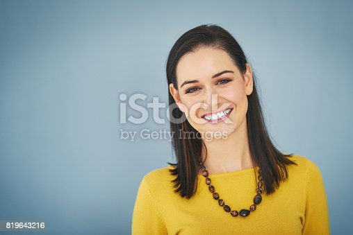 istock Living a life that makes me feel good 819643216