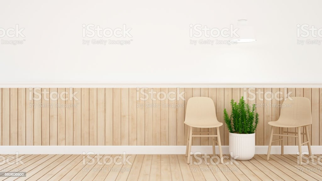 living area in coffee shop or lounge royalty-free stock photo